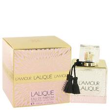 Lalique L'amour Perfume 3.4oz Eau De Parfum MSRP $175 NIB