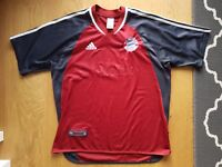 Munchen Bayern Jersey, Adidas T-Mobile  2002-2003, size M