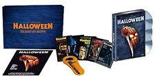 Halloween 1 - Limited 3-Disc-Holzbox BLU RAY + DVD + CD UNCUT NEU+OVP