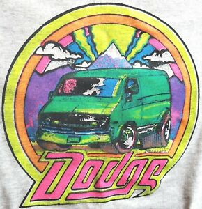 70's Dodge  Van Vintage 70's  NOS t-shirt     Small, Medium, Large or XL R238
