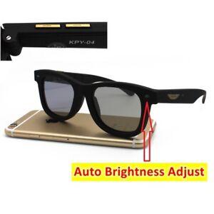 LCD Sunglasses Polarized Automatic Electronic Adjustable Liquid Crystal Lenses