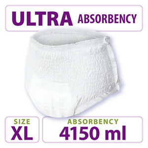 Tendercare-Nateen Extra-Large Ultra High Absorbency Incontinence Pull Up Pants