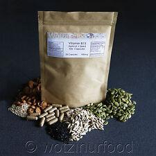 ORGANIC Pangamic Acid Vitamin B15 Menopause inc Apricot High Strength 900mg