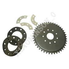 44T Tooth Rear Sprocket Mount Set 49/66/80cc Motorised Bicycle Engine Parts