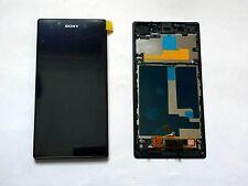 Pantalla Lcd Digitalizador de pantalla táctil + marco para Sony Xperia Z1 L39h C6903
