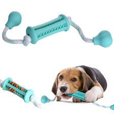 Pet Puppy Teething Stick Feeder Pet Dog Molar Chew Stick Feeding Playing Toys
