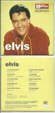 CD - ELVIS PRESLEY : Le meilleur de ELVIS PRESLEY / BEST OF LEGENDS