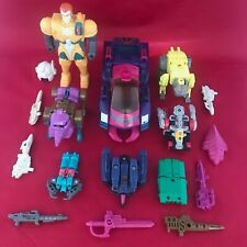 Transformers G1 Vintage Pretender - Accessories Robot, Weapons - Job Lot 1