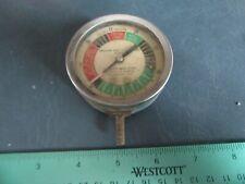 Vintage Schauer Mfg Regulator Gauge Fuel Pump Tester Lot 19-95-AL