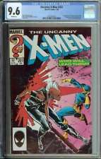 Uncanny X-Men #201 CGC 9.6 1st App Cable as Baby Nathan