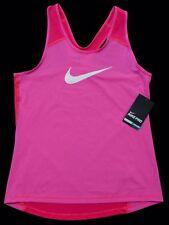 Nike Pro Sculpt Tank Top Dri-Fit XL Purple Pink