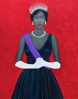 Framed Amy Sherald Welfare Queen Wall Art Print Poster 47 36 24 16 Inches