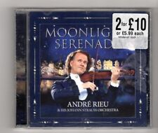 (IP606) Andre Rieu, Moonlight Serenade - 2012 CD