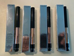 Lancome Click & Glow Highlighting Skin Fluid - New in Box