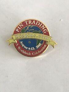 Dizpins.com Pin Trading 2001