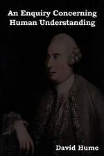 An Enquiry Concerning Human Understanding by David Hume (2010, Paperback)