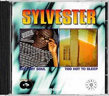 Sylvester SELL MY SOUL Too hot To Sleep 1992 UK CD OOP RARE MINT