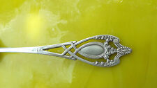 StErLiNg  ORNATE! Hallmarked  teaspoon, Pat. Jan 28, 08 - COLLECTIBLE-13.93g