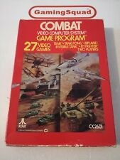 Combat CX2601 Atari 2600 Boxed, Supplied by Gaming Squad