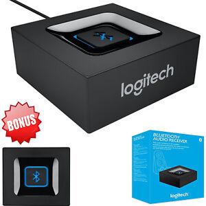 Bluetooth Receiver Bluetooth Audio Adapter Logitech 15 m Range Multiple Devices