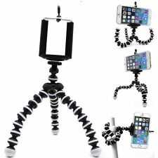 Generic Mini Flexible Tripod Stand Mount Holder Pod For ALL Mobile phone
