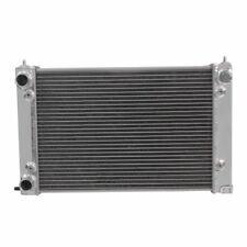 Aluminium Wasser Kühler für VW Golf MK1 MK2 Scirocco Corrado MT Motor Kühlung