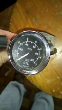 "A CLASSIC SMITHS 2"" MECHANICAL OIL PRESSURE GAUGE PG1502/27"