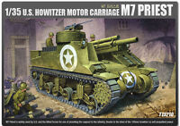 1/35 US Army U.S. Howitzer Motor Carriage M7 Priest #13210 Academy