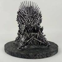 New Game of Thrones The Iron Throne Resin Holiday Ornament Home Desk Gift