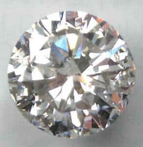 GIA Certified 1.52 carat ct Diamond. Round Brilliant VG Cut, F Color, I2 Clarity