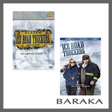 Ice Road Truckers The Complete Season 6 & 7 DVD 7 Discs R4 New & Sealed