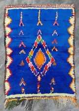 Vintage Moroccan berber rug   89 x 70 cm