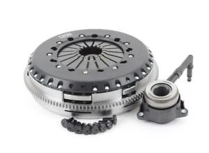 DKM Stage 3 Performance Twin Disc Clutch Kit w/ Flywheel For VS/Audi 2.0T TSI