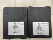 Bullet Proof Vest - NIJ III+ Curved Side Plates 6