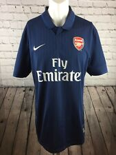 buy popular 705c6 7c4ba arsenal shirt blue | eBay