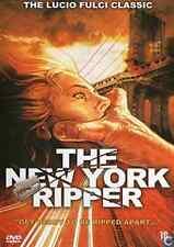 New York Ripper - Dutch Import  DVD NEW