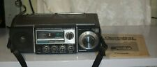 Panasonic Multi Band Receiver Model RF-3100, Working Condition & Instructions