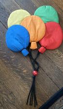 Vintage Wooltex Mimi Miller Balloon Nursery Wallhanging EUC 1985 Vtg