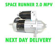 MITSUBISHI SPACE RUNNER 2.0 MPV 1997 1998 1999 > 2002 NEW RMFD STARTER MOTOR