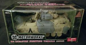 Motorworks #311 1/18 M2 INFANTRY FIGHTING VEHICLE Display Model!