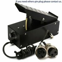 Foot Control Pedal Control Switch TIG/MIG/ARC Welding Machine 3+2 PIN