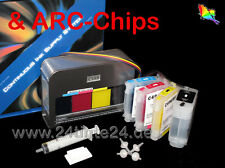 CISS SISTEMA TUBO & Arc Chip BOX HP Officejet 8000 8500 940 xltinte INK c4909