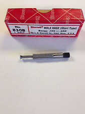 Starrett 830B Hole Gage, Range .150 to .200 (Short Type) New, USA Made