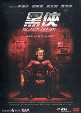 Black Mask DVD Jet Li Karen Mok Lau Ching Wan NEW R3 Eng Sub Remaster Ed.