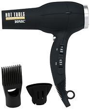 Hot Tools Professional 1875 Watt Anti-Static Ionic Salon Hair Dryer 1023 - Black