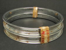 "Vintage New NOS Original Schwinn Bicycle Tubular S-7 24H 16 x 1 3/4"" Rims (Pair)"
