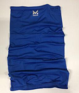 NEW MISSION COOLING NECK GAITER-ROYAL BLUE-Lightweight & Comfortable Face Mask!