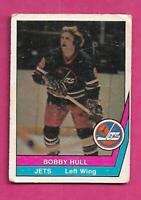 RARE 1977-78 OPC WHA # 50 JETS BOBBY HULL GOOD CARD (INV# C4107)