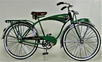 Schwinn Vintage Bicycle Rare 1950s Bike Cycle Metal Model >>>Length: 11.5 Inches