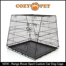Range Rover Sport Car Dog Cage by Cozy Pet Puppy Crate, Cages Crates Model CDC07